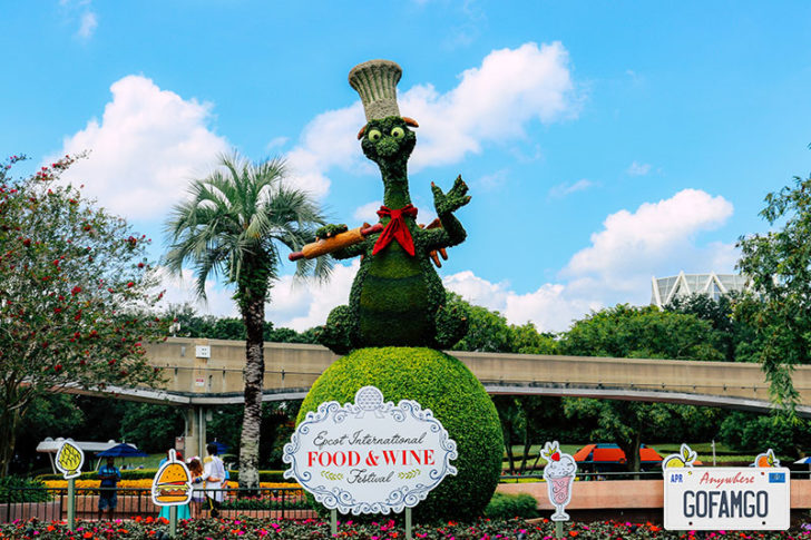 EPCOT-Food-and-Wine-Festival-Morning