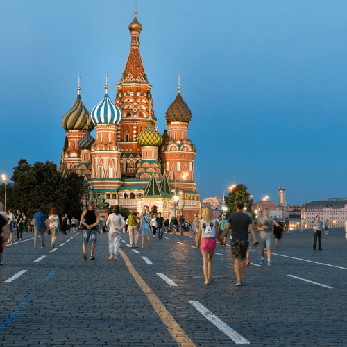 Moscow – A Dream City For Instagrammers