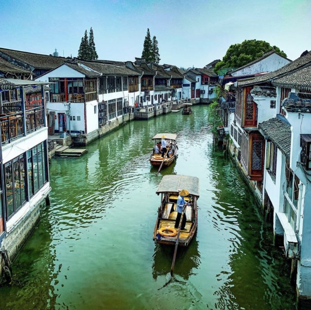 Ancient Water Town