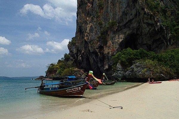 Ao Phra Nang Beach, Thailand