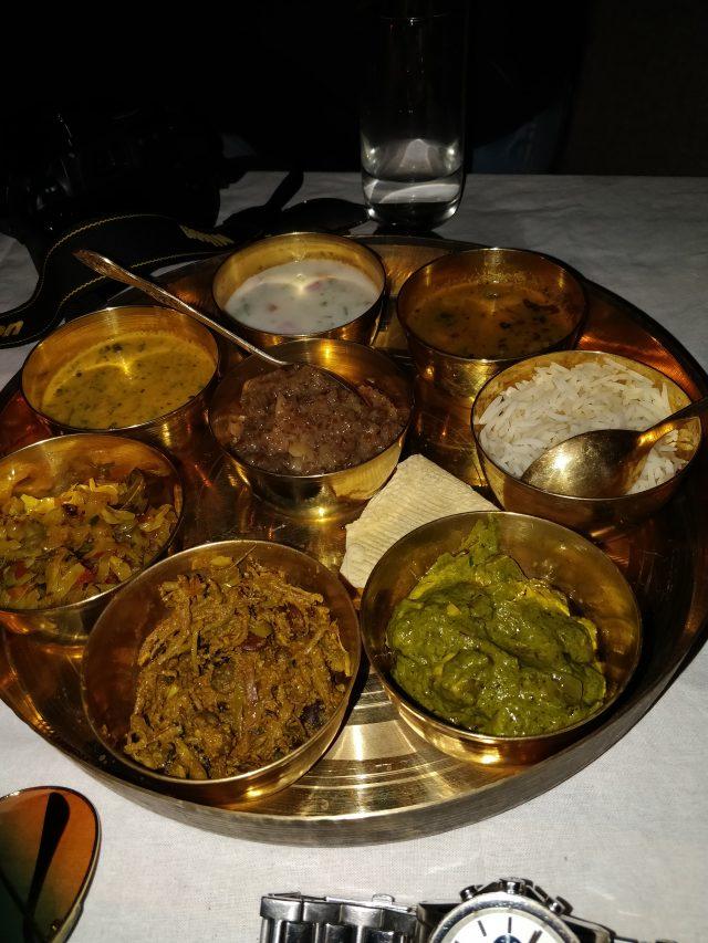 Dinner Time in Kanak