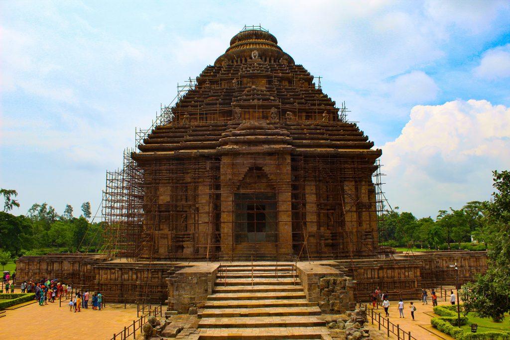 Puri and Konark in Odisha