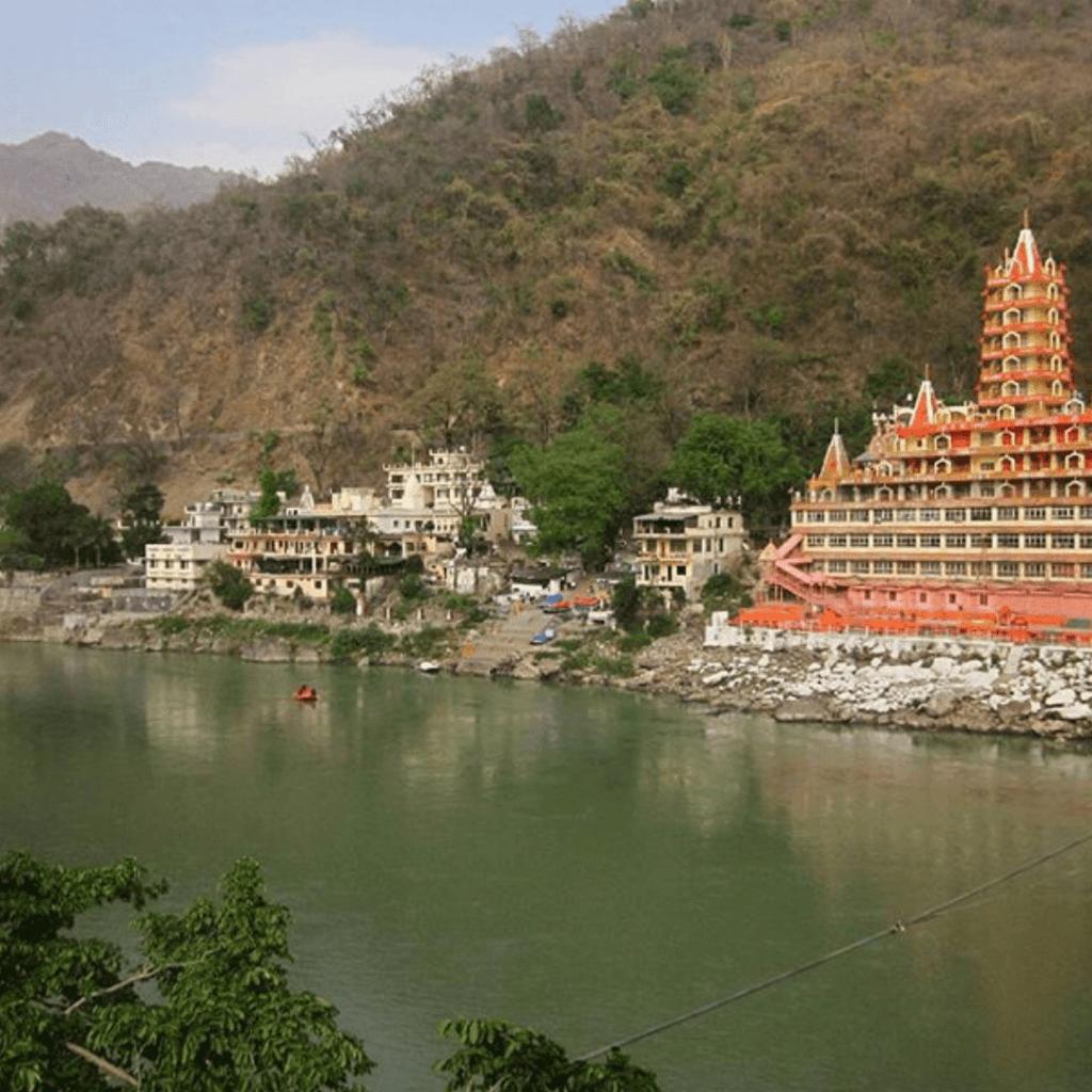 Rishikesh Ganga