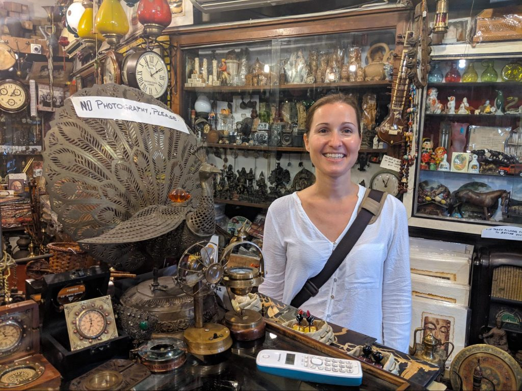 Seeking Old Curiosities