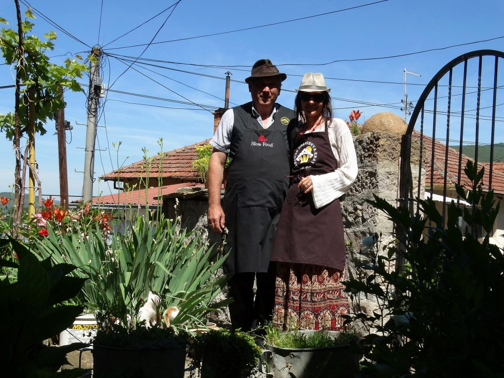 Kratovo - with Stevce Donevski of Etno House Shanceva
