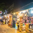 Krabi Walking street