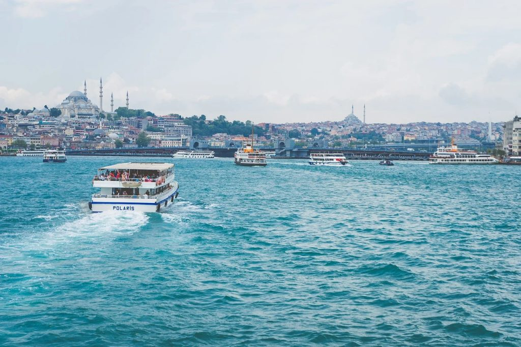 Take the Bosphorus Tour
