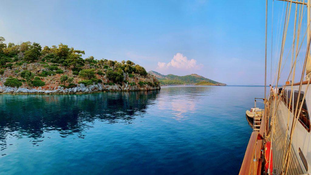 Canoe in Kas Antalya