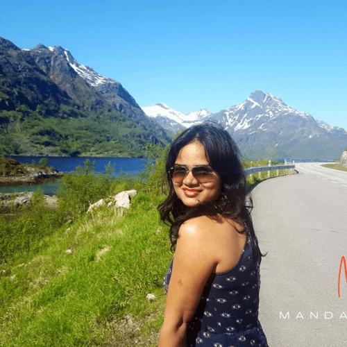 Mandavi Jaiswal Indian Travel Blogger Interview
